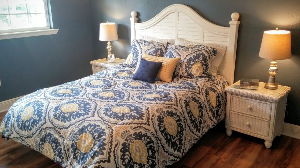 Beach side home staging, Indian Harbour beach, Florida, Home Staging, Town home