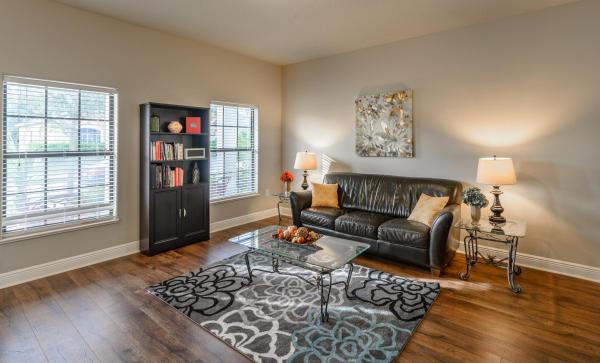 Owner Occupied Home Staging, Melbourne, Florida, home Staging, formal living Room