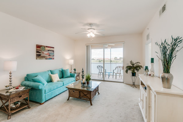 Vacant Home Staging, Melbourne, Florida, home Staging, Heritage Isle Community,