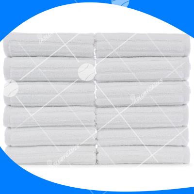 Toallas Blancas para Spa (033-S&B)