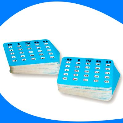 Tarjeta de bingo (Variante 3)
