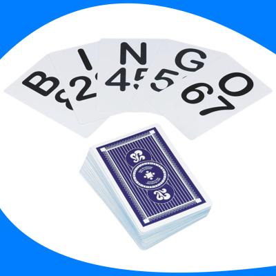 Baraja de bingo