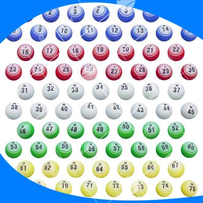 Bolas de bingo (Variante 3)