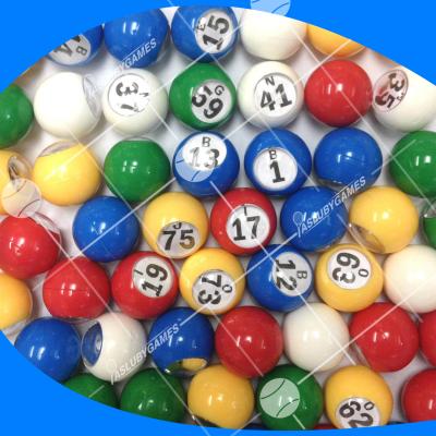 Bolas de bingo (Variante 4)