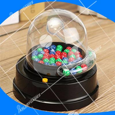 Tombola de bingo electronica