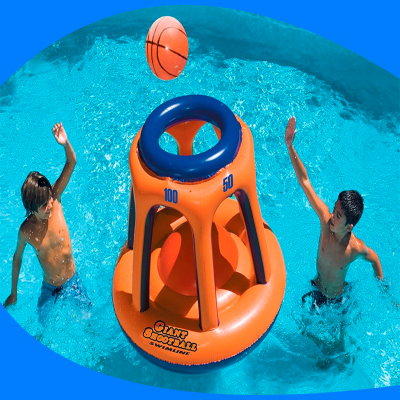 Basketball Inflable 4