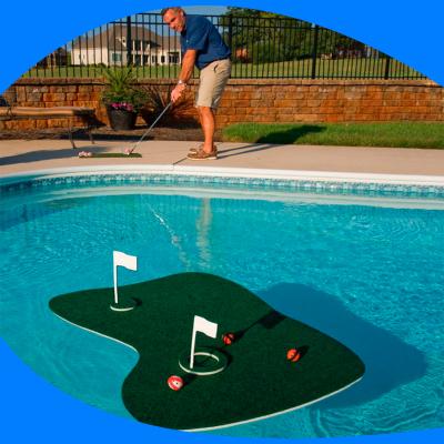 Mini Golf para Piscina