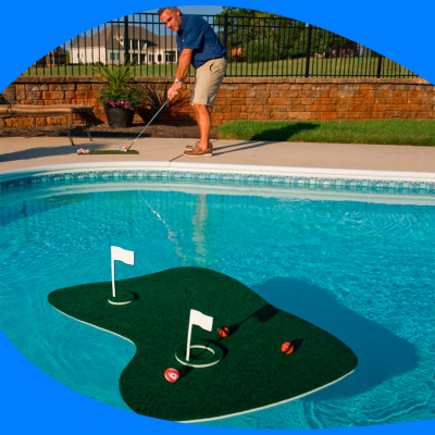 Mini Golf para Piscina