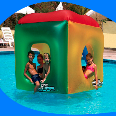 Cubo Inflable