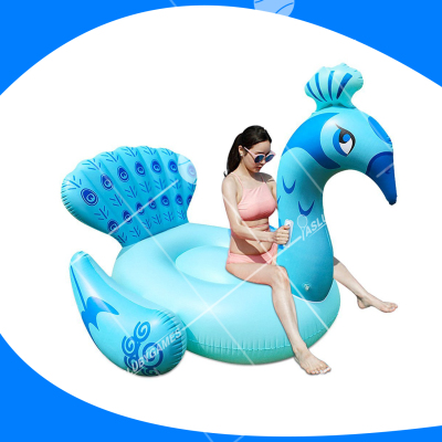 Pavo Real Gigante (Blue Edition)