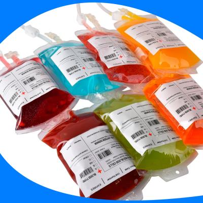 Bolsas de Sangre falsa (Diversos Colores)