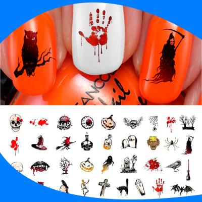 Calcomanias para uñas (Diversos Colores)