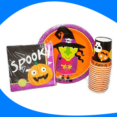 Halloween Suplies Set 6