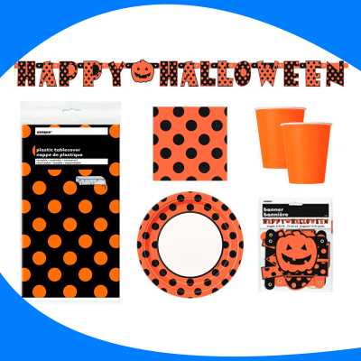 Halloween Suplies Set 10