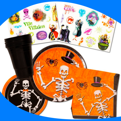 Halloween Suplies Set 11
