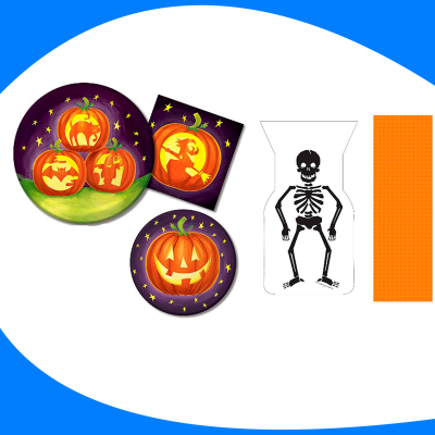 Halloween Suplies Set 15