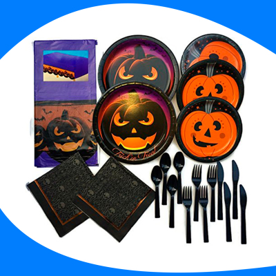 Halloween Suplies Set 18