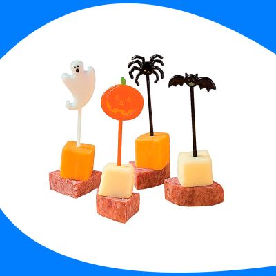 Halloween Tooth Picks