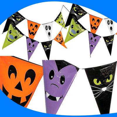 Banderines Halloween