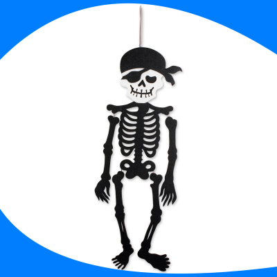 Mini Pirate Skeleton