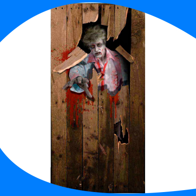 Door Cover Zombie Return