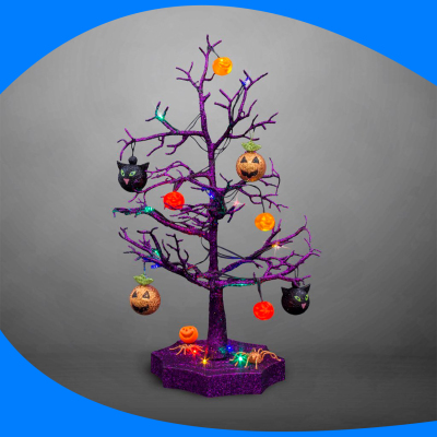 Arbol (Halloween-Christmas) Led