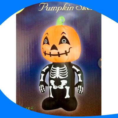 PumpkinSkeleton