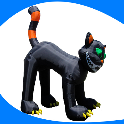 Animated Dark Cat