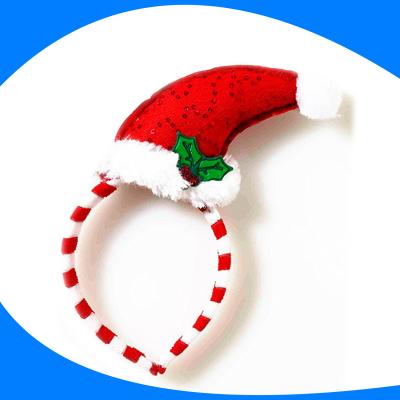 Diadema de Gorro de Santa Claus (Type 2)