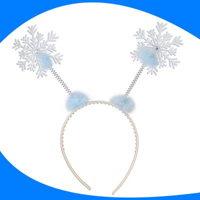 Diadema de Copos de Nieve