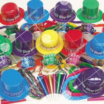 100p Sombreros Show de Media noche (Surtido) SMP167