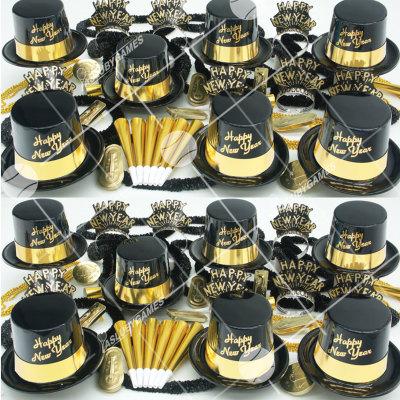 50p Sombreros de Fiesta de Fin de Año (Legenda Dorada) LG0141