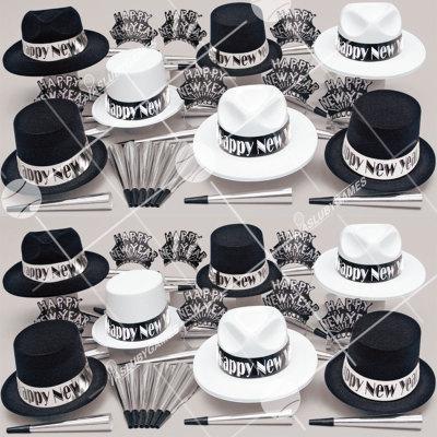 50p Sombreros de fiesta de fin de año (Grand Prime) NBGP0177