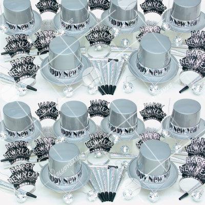 50p Sombreros de fiesta de fin de año (Noche Disco) ND0186