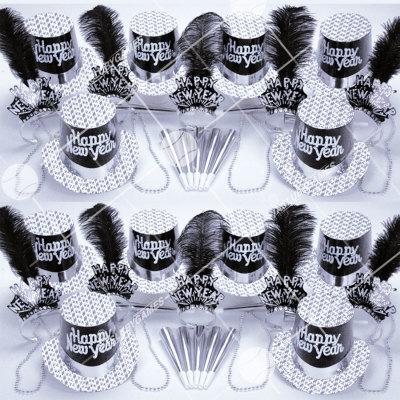 50p Sombreros de fiesta de fin de año (Diamante de Fin de Año S) DA01005S