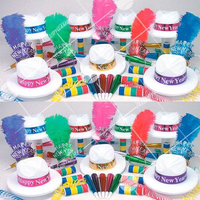 50p Sombreros de fiesta de fin de año (Bahia Paraiso) BP01065