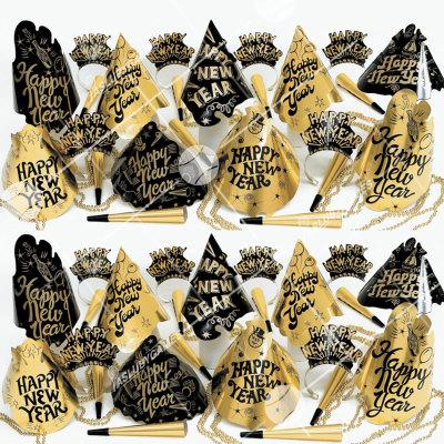 50p Sombreros de fiesta de fin de año (Crepusculo) CRP01071
