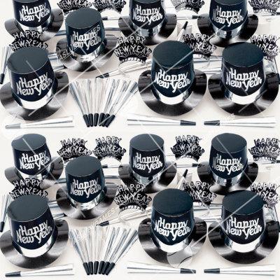 50p Sombreros de fiesta de fin de año (Polvo Estelar) PE01073