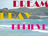The Ocean Pray Answered prayer Belivieve
