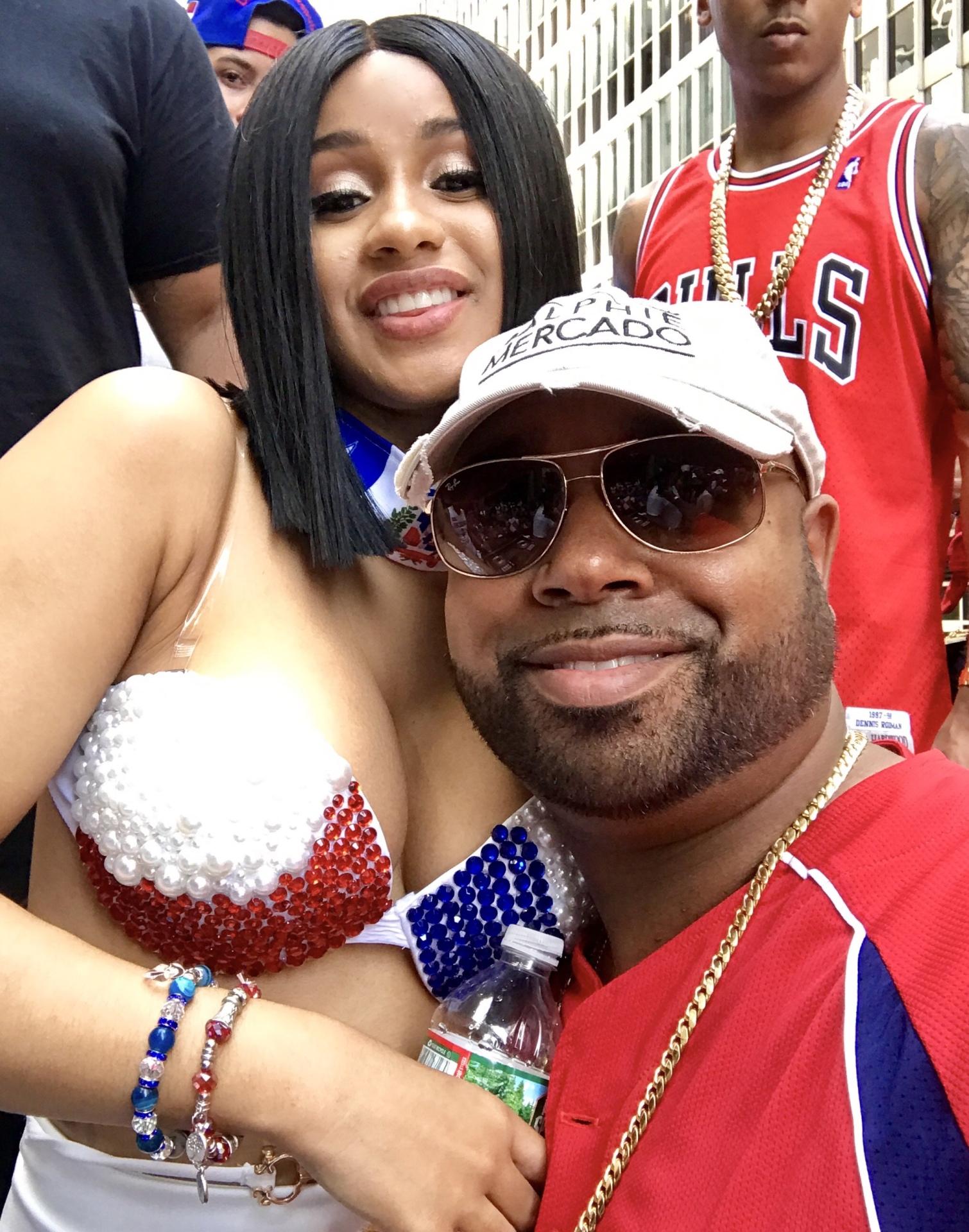 Parada Dominicana Sun. 8-13-17