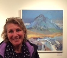 Ann Armstrong. Fabric of the Land. Well done Mum!