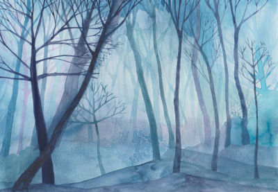 Moonlight Trees by Jane Cornwell