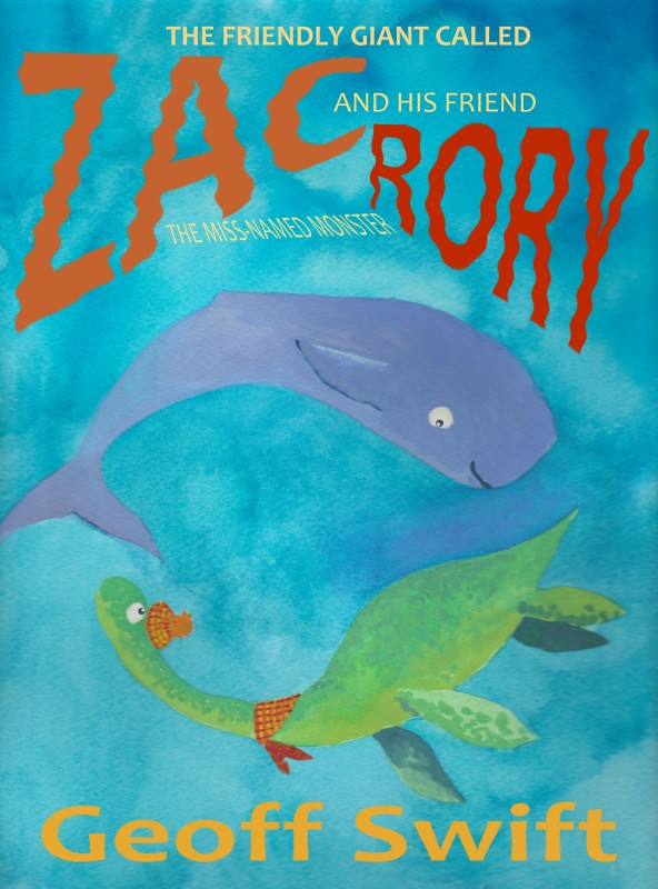 Zac and Rory by Geoff Swift, illustrated by Jane Cornwell
