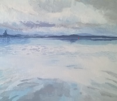 View Towards Greenock by Jane Cornwell