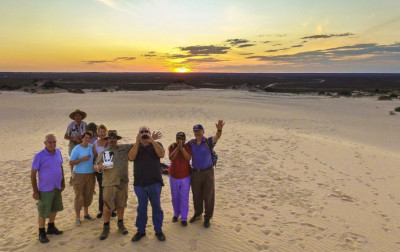 Tours to Mungo and Yanga from Balranald