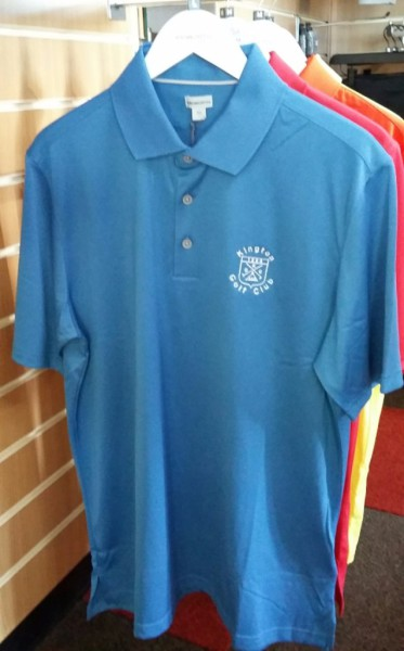 Kington Club Crested Shirt