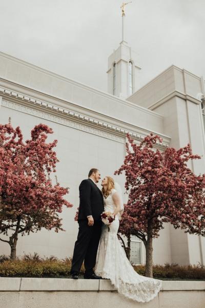 Josh + Braelyn Wedding Sealing