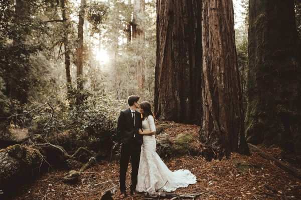Ash+Brandon Bridals in Northern California