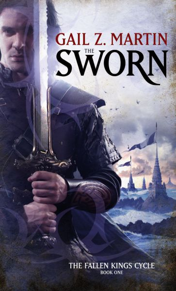 Stock cover art of The Sworn by Gail Z Martin