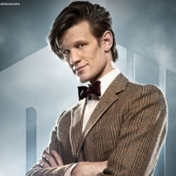 Matt Smith is the Eleventh Doctor